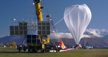 Payload and Ballon - PRELAUNCH